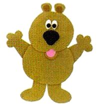 blues clues gingerbread boy. Simple Gingerbread Gingerbread Boy Baby Bear Pic1 Magenta Pic1  With Blues Clues Boy 0