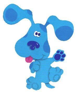 blues clues gingerbread boy. Interesting Gingerbread Blue Main Character Pic1  And Blues Clues Gingerbread Boy